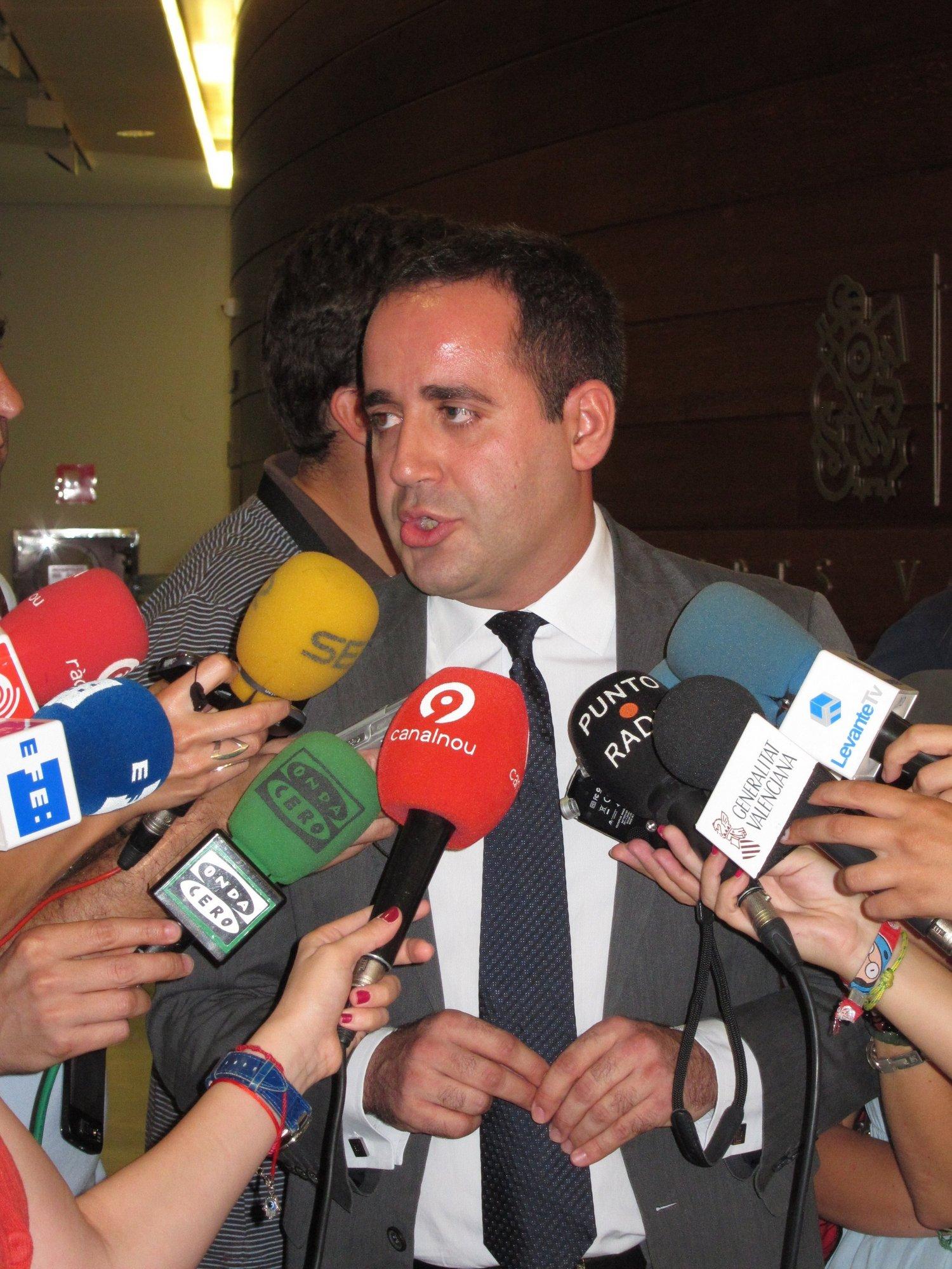PSPV pide el «cese inmediato» del jefe superior de Policía y la dimisión de la delegada del Gobierno
