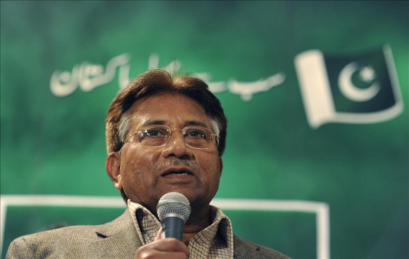 Pakistán dice que emitirá una orden de arresto internacional contra Musharraf