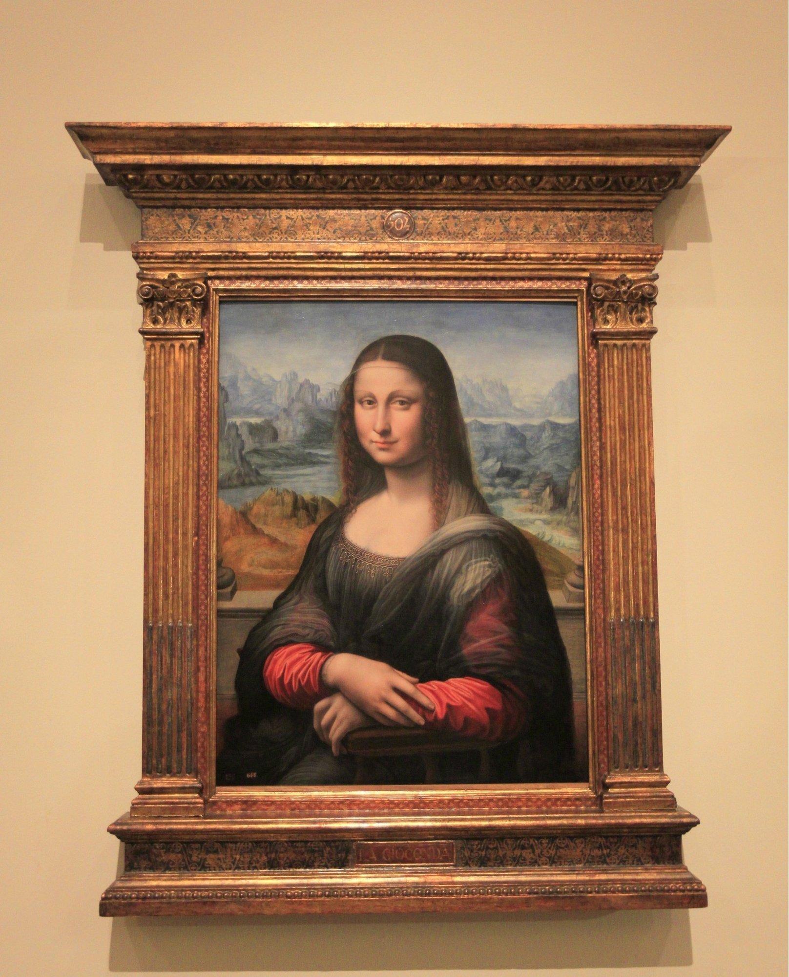 El Prado proclama que su »Gioconda» es «la versión más importante»