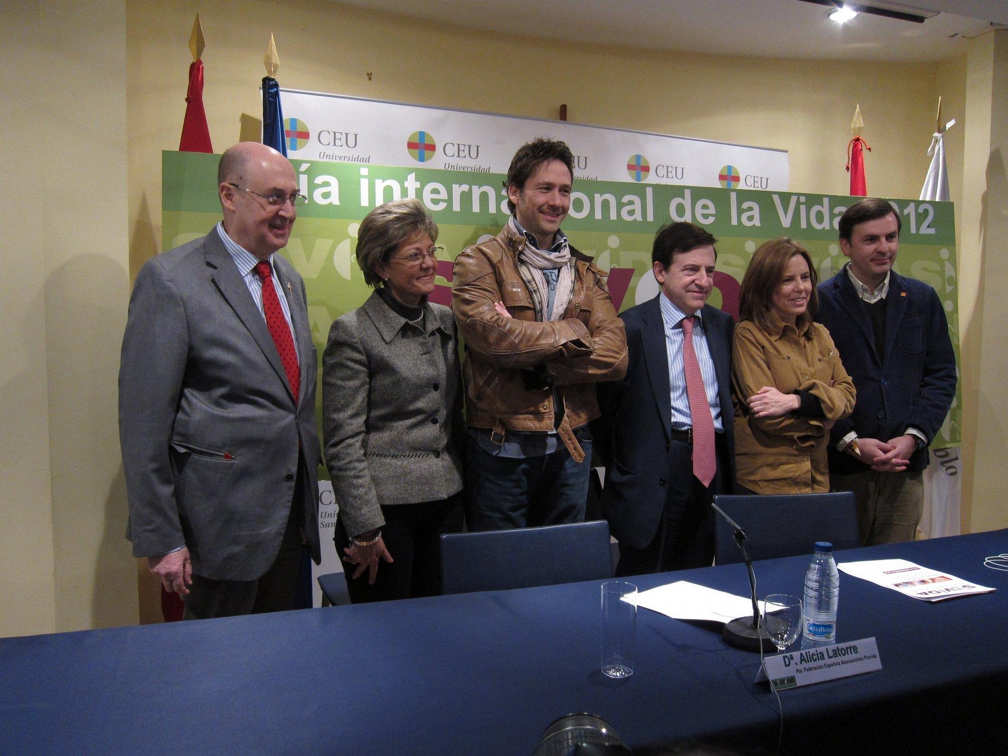 Los Provida se concentrarán en Madrid el próximo 24 de marzo en un acto «festivo» y «reivindicativo»