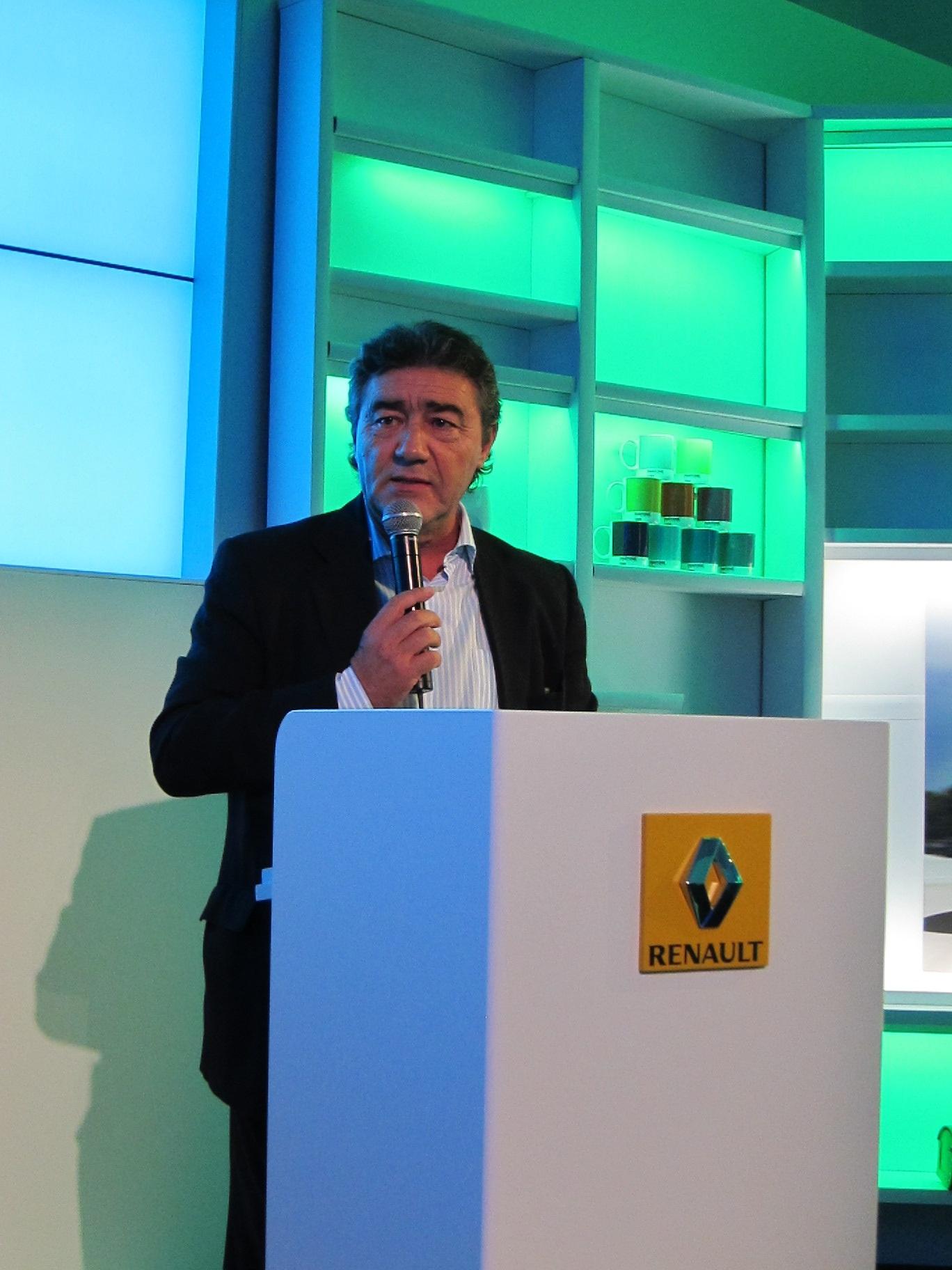 Renault afirma que el Gobierno está dispuesto a poner en marcha un plan estructural para el automóvil