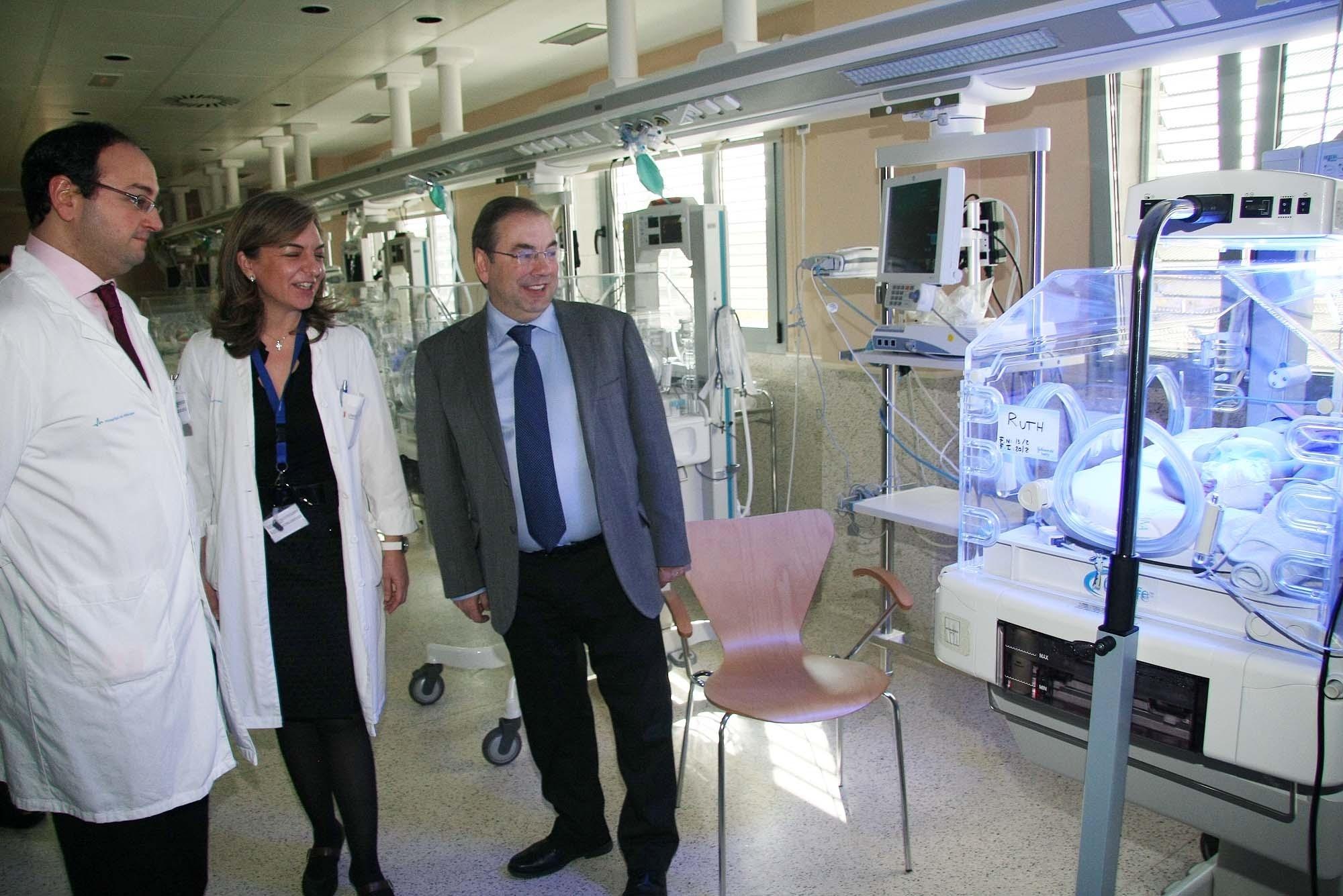 Sanidad amplía las pruebas de cribado neonatal para la detección precoz de la fibrosis quística y la anemia falciforme