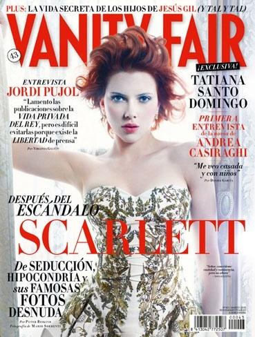 Scarlett Johansson vuelve a hablar de sus fotos desnuda: «No tiene nada de malo»