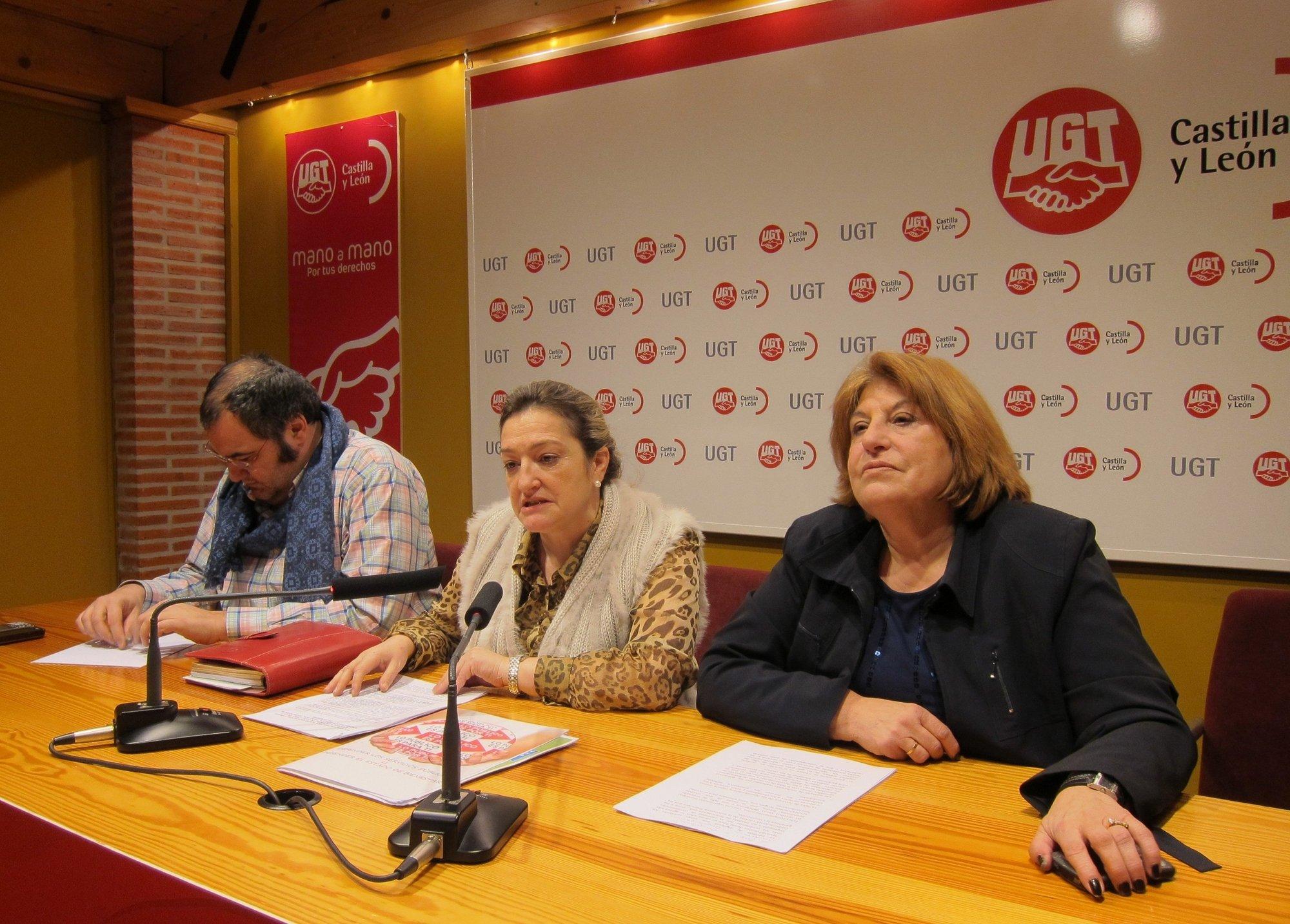 UGT lamenta la connivencia del Gobierno con las corporaciones locales y advierte de EREs tras las elecciones de marzo