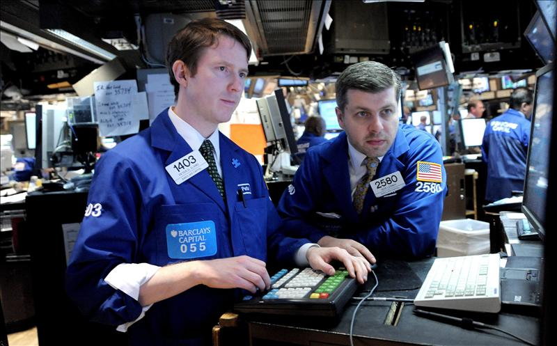 Wall Street abre con una bajada del 0,02 por ciento pese a la aprobación del rescate a Grecia