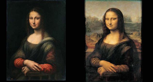 Los expertos no tenían ni idea de la importancia de »La Gioconda» del Prado