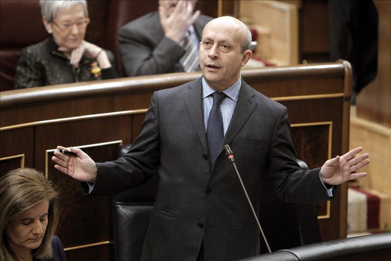 El ministro de Educación dice que España debe mejorar su imagen en la lucha contra el dopaje