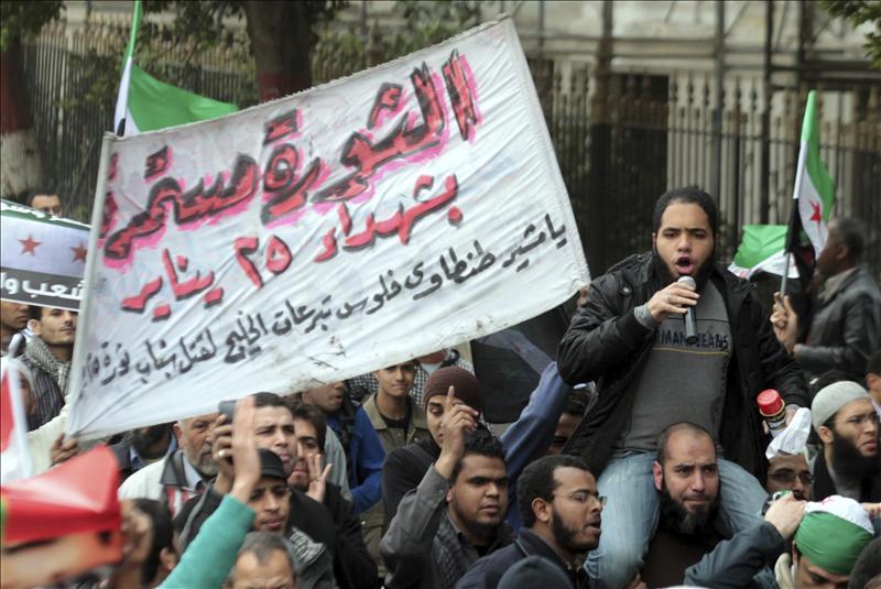 Al menos 18 muertos, entre ellos tres niños, en el barrio Bab Amr de Homs