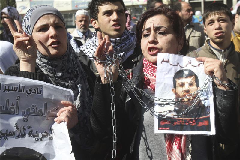 Un panadero palestino, preso en Israel, abandona su huelga de hambre tras 66 días