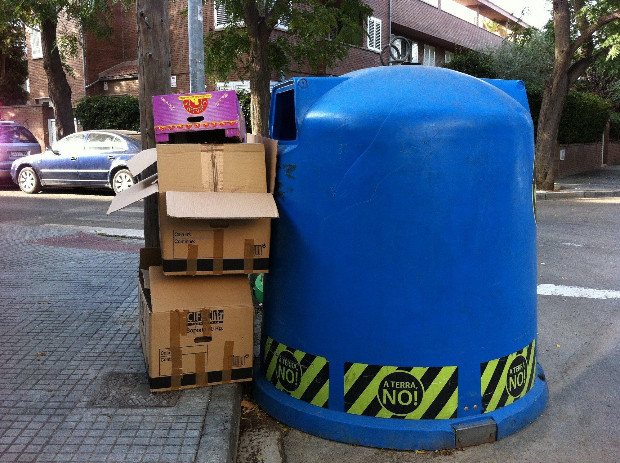 El reciclaje de papel podría aumentar su capacidad a nivel europeo en un 20 por ciento, según el sector