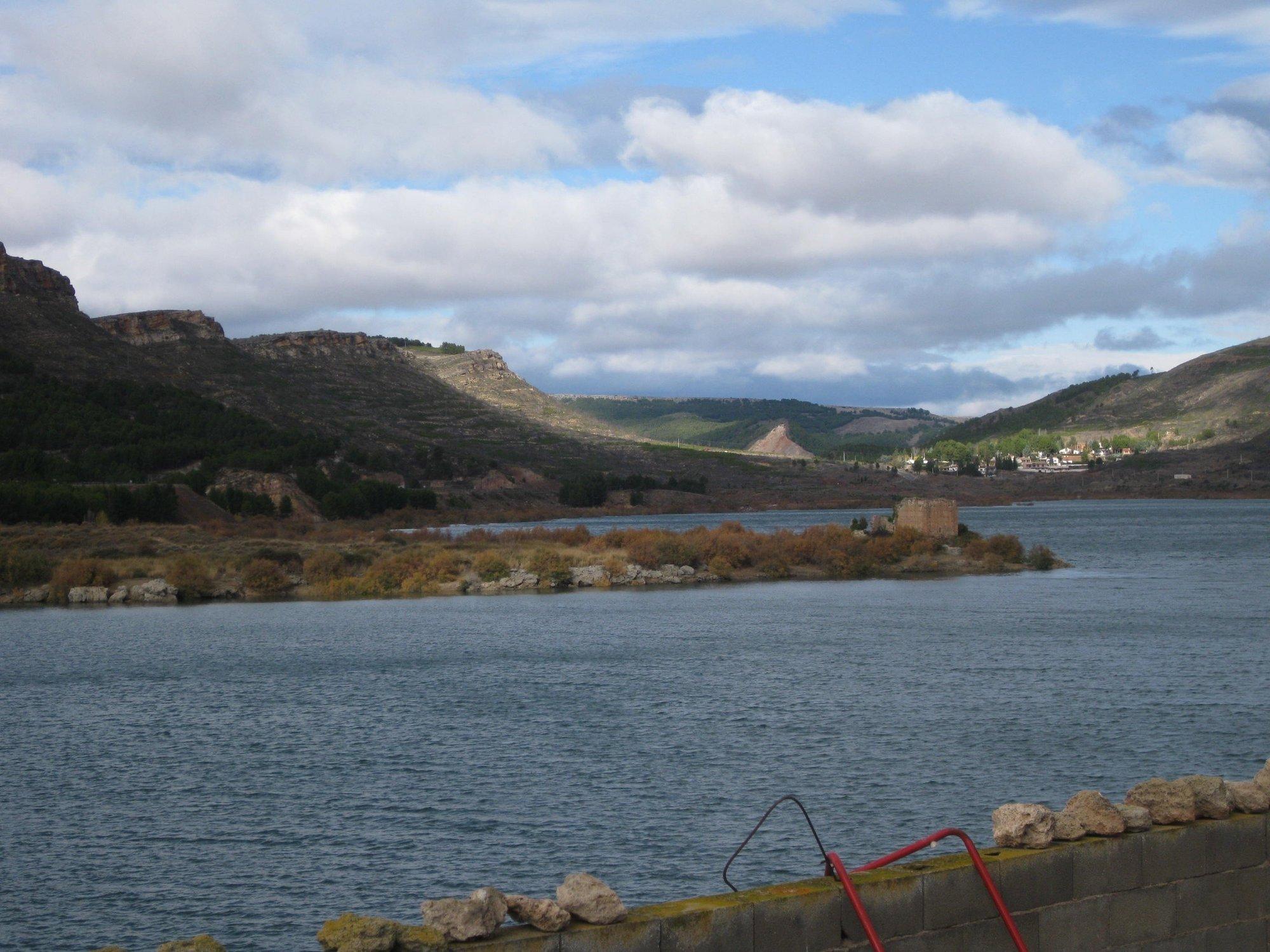 La reserva hidráulica del Cantábrico se sitúa al 71,9% de su capacidad