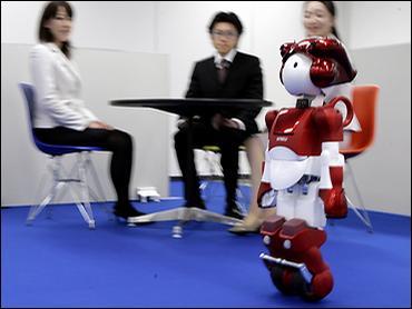 Hitachi lanza al mercado un robot de pequeño tamaño para ayudar en oficinas
