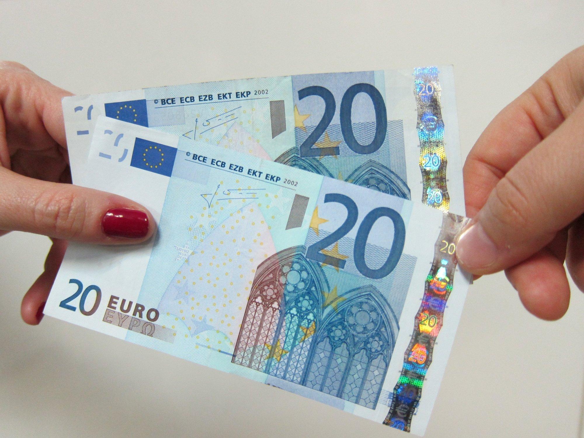 La subida del IRPF recortará en casi 20 euros de medio los salarios