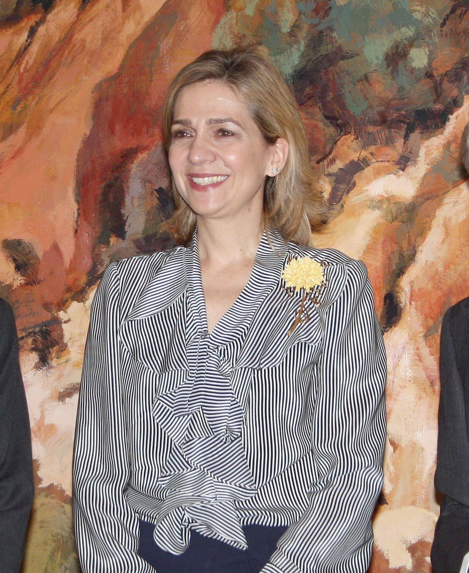 La imputación de la Infanta Cristina, en manos de la Fiscalía Anticorrupción