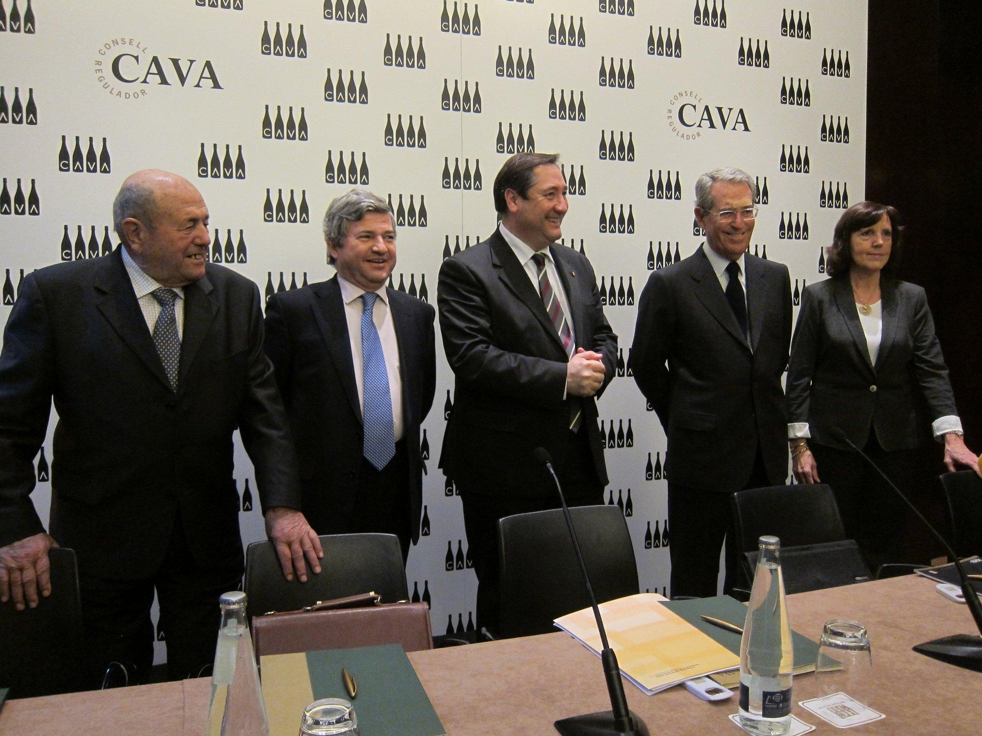 El sector del cava bate récord de ventas en el exterior y supera los 150 millones de botellas en 2011