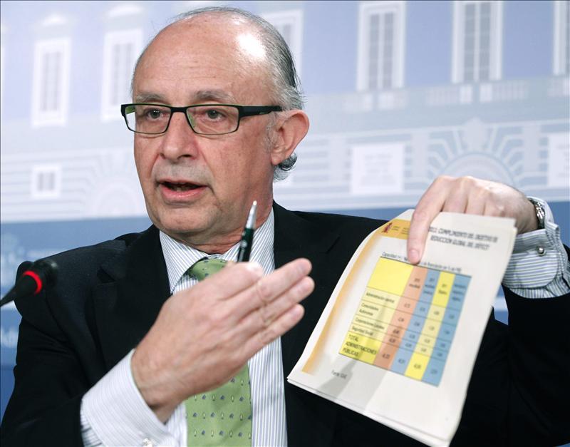 Hacienda releva a cinco jefes de inspección de la oficina del fraude