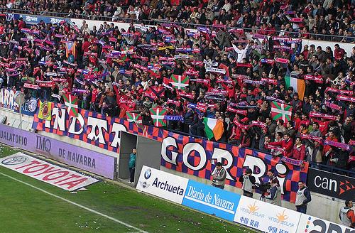 Los estadios que más gritan de España