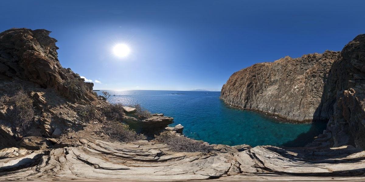 Arona (Tenerife) incorpora a su web más de 40 imágenes de 360º para la promoción turística del municipio