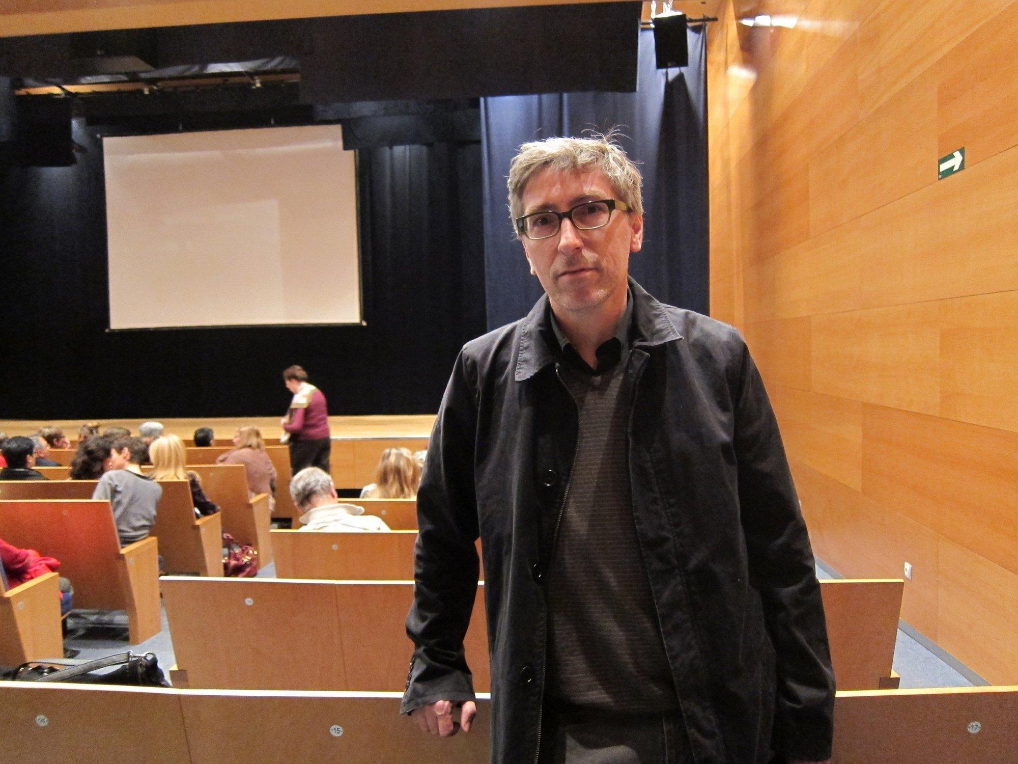 El director de cine David Trueba asegura que el Sida «todavía es una enfermedad estigmatizada»