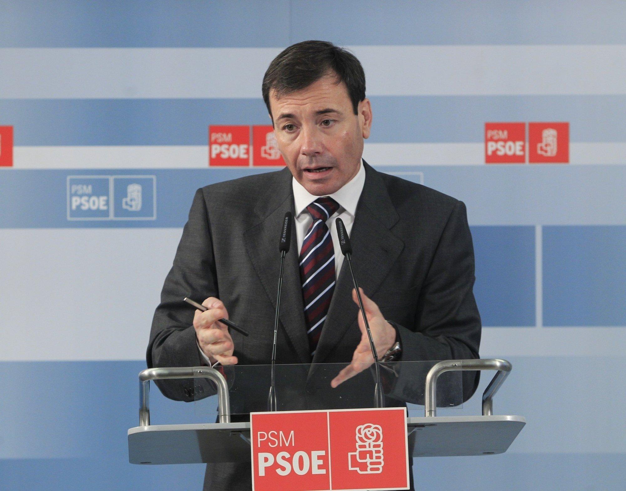 Diputados del PSM de la Asamblea renunciarán a su sueldo ese día y Gómez insta a socialistas del Congreso a sumarse