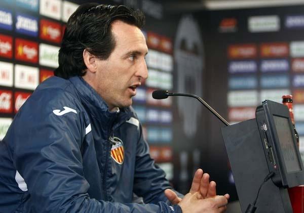 Emery: «El AZ Alkmaar es un rival que nos agrada»