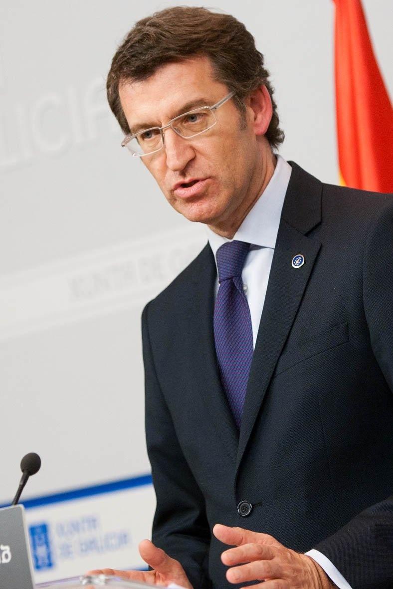 Feijóo asegura que no pondrá «ninguna tasa por recetas» en Galicia al margen de una decisión estatal