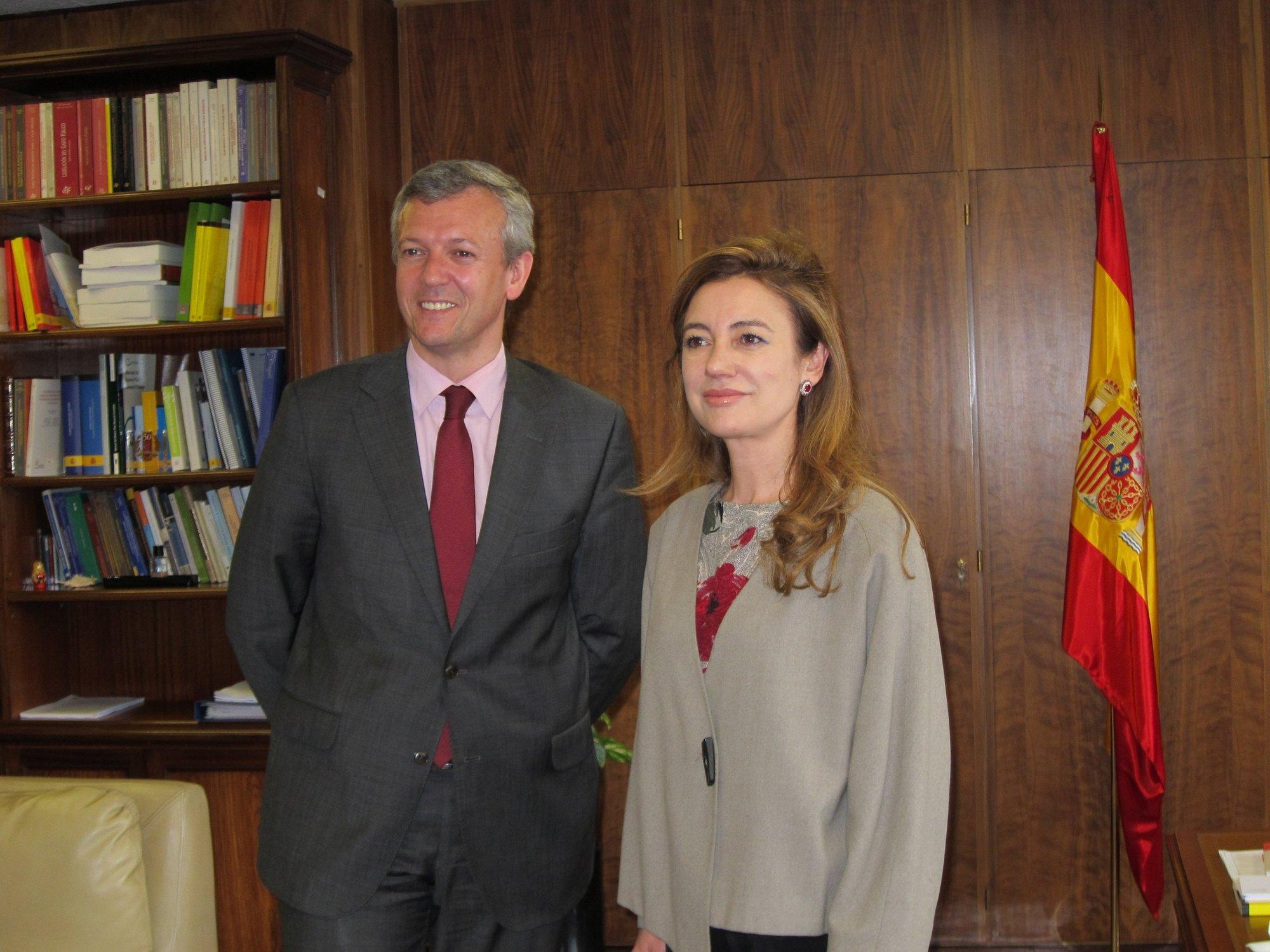 El Gobierno se compromete a trabajar para que Galicia tenga fondos europeos más allá de 2014
