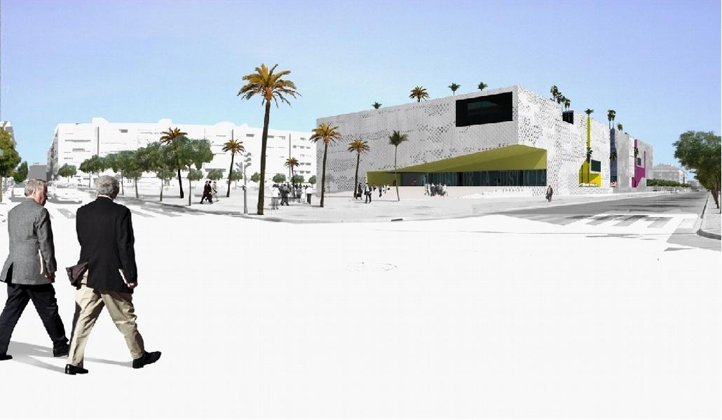 La Junta de Andalucía desestima el recurso que paralizó la adjudicación de la Ciudad de la Justicia de Córdoba