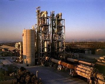 El consumo de cemento, en niveles de los años sesenta tras desplomarse un 32% en febrero