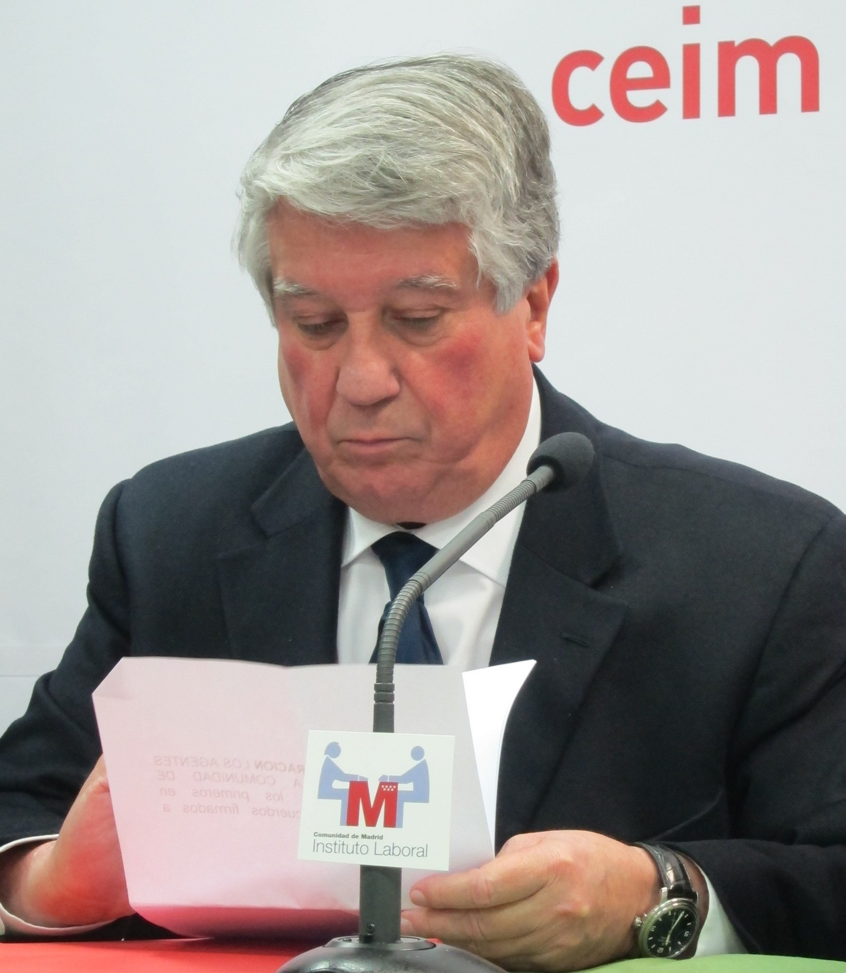 Los empresarios de Madrid proponen una serie de medidas para modernizar el sistema tributario y reducir la carga fiscal