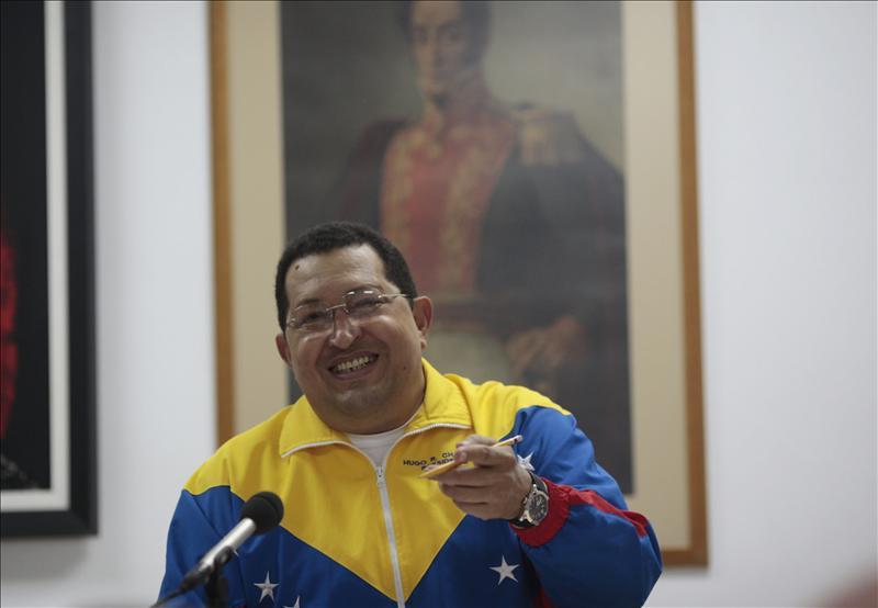 Chávez llega a Venezuela tres semanas después de partir para Cuba