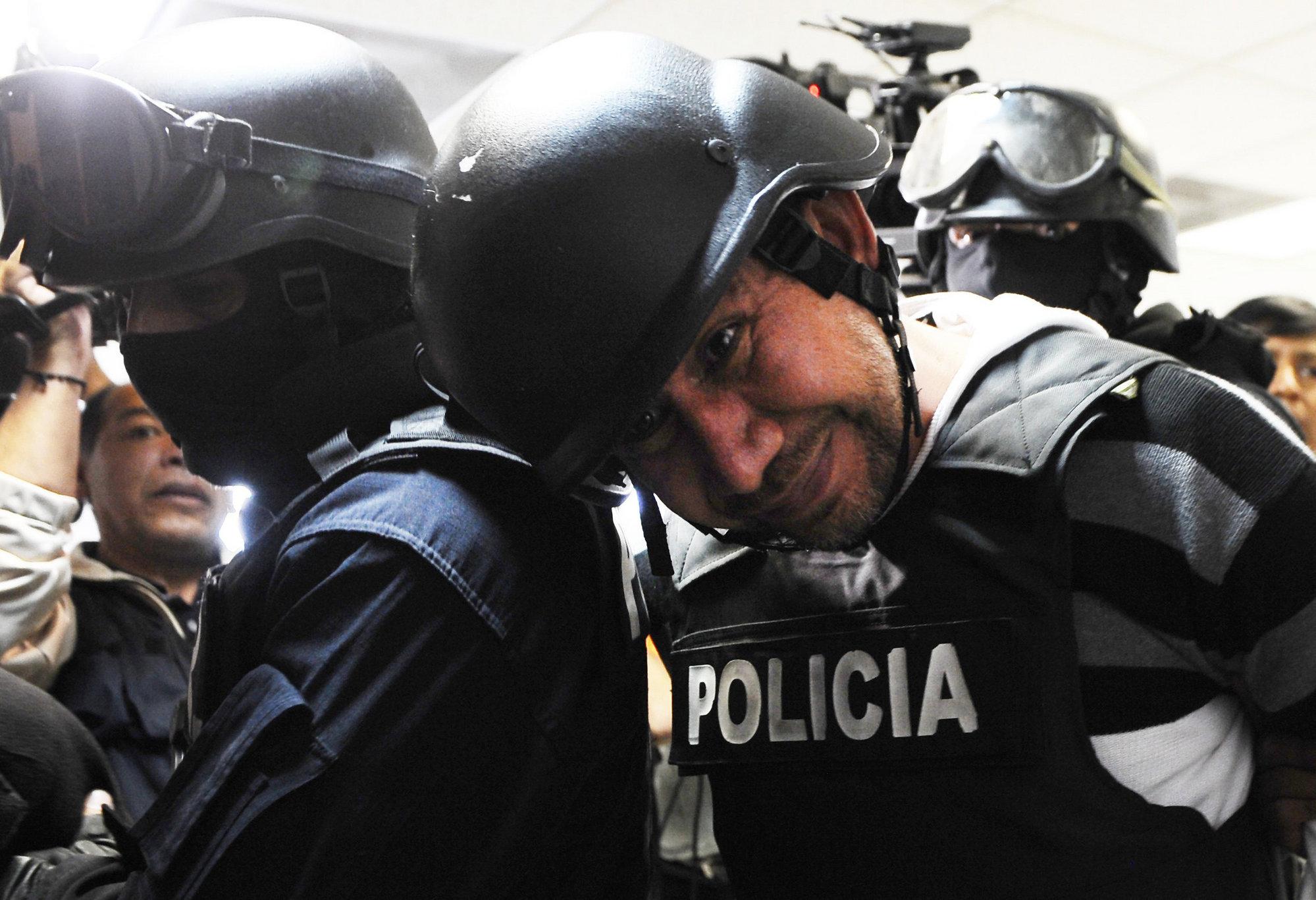 Detienen en Ecuador al cabecilla de la poderosa banda colombiana »Los Rastrojos»