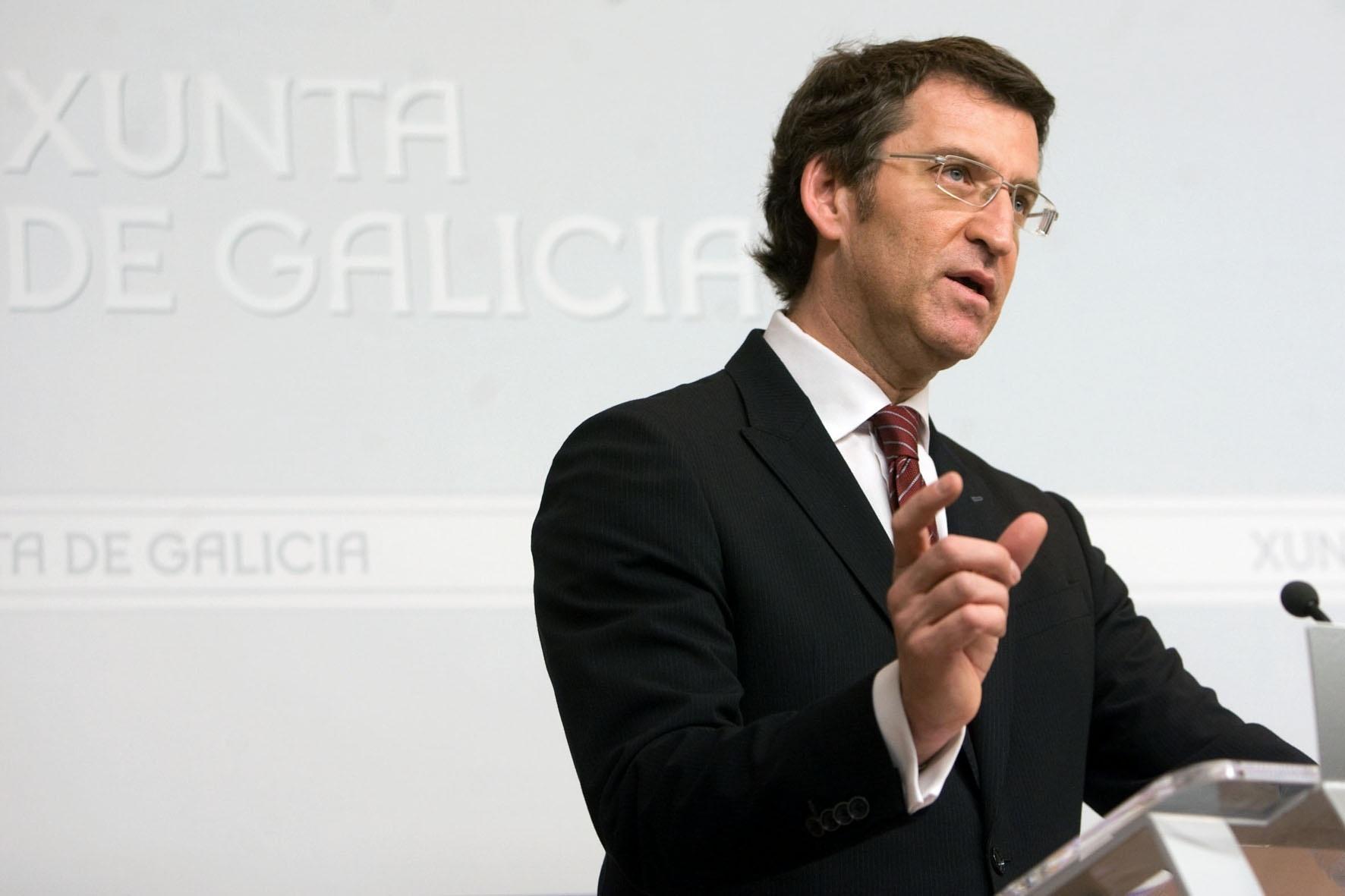 Feijóo participa este domingo en un acto público del PP de Asturias