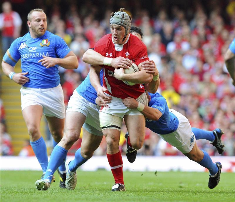 Gales supera a Francia por 16-9 y consigue el «Grand Slam»