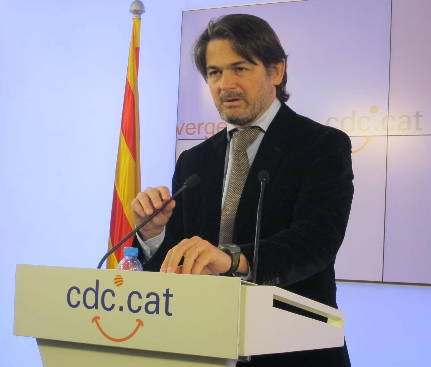 Josep Maria Cruset releva a Joaquim Nin al frente de CDC en el Camp de Tarragona