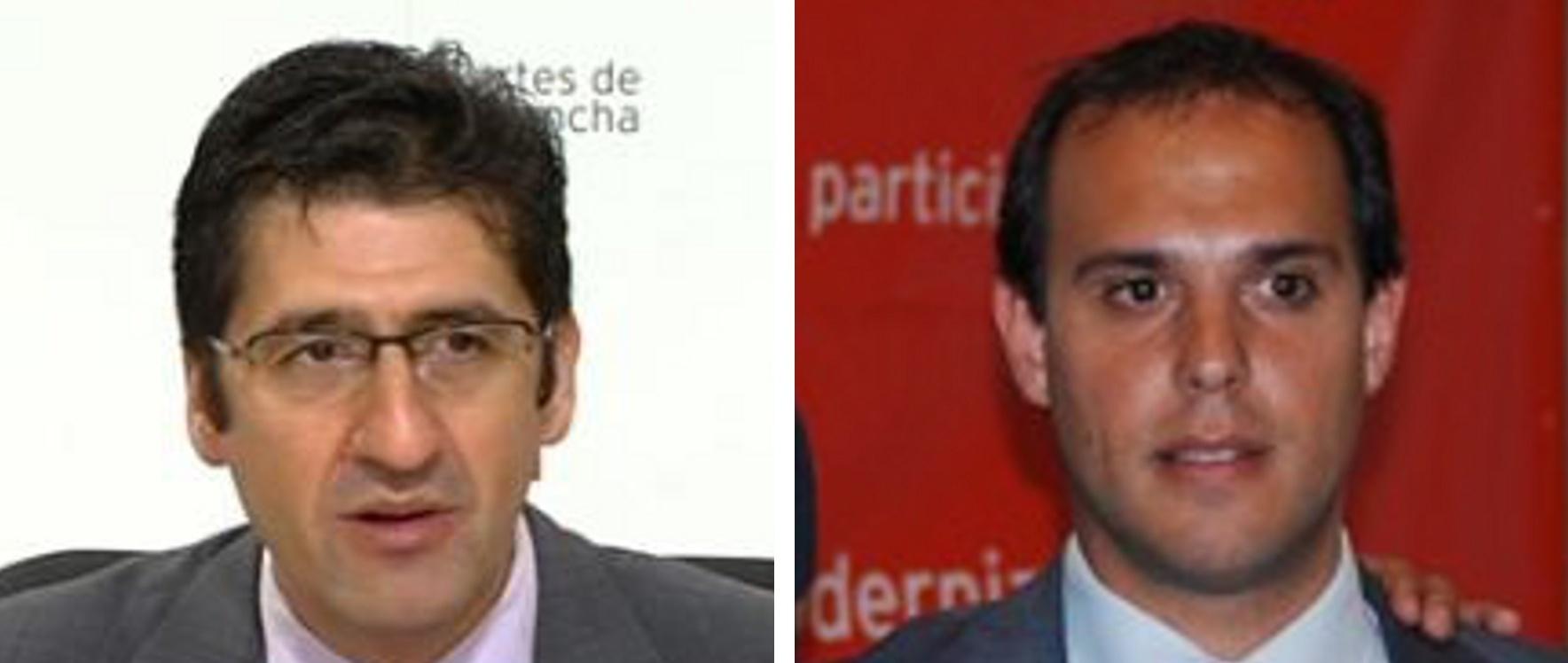 PSOE de Ciudad Real y Guadalajara serán liderados a partir de este sábado por Caballero y Bellido