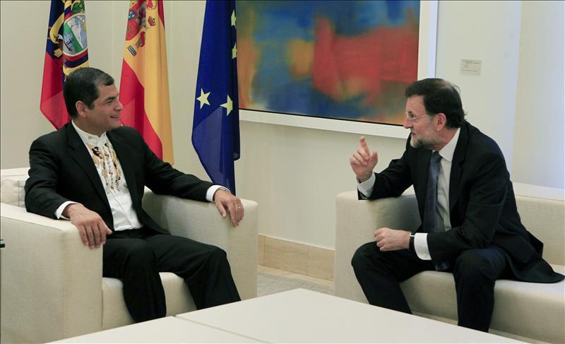 Rajoy declara que no es partidario de establecer el copago en la sanidad