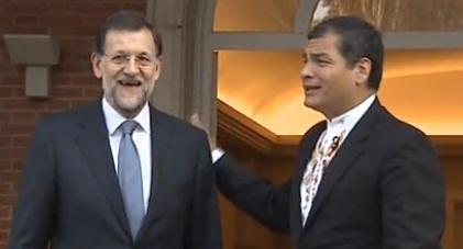 Rajoy, tajante respecto al copago sanitario: «No soy partidario»