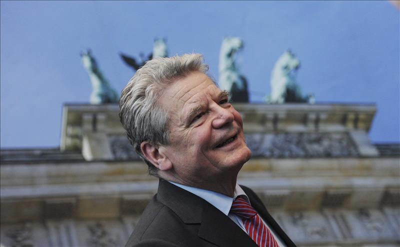 Joachim Gauck ya es el nuevo presidente de la República de Alemania