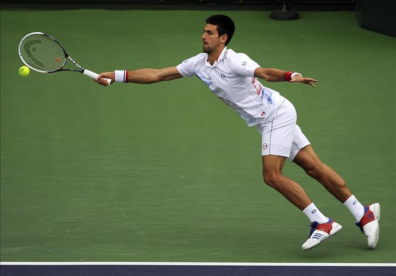 Un heroico Isner aparta a Djokovic de la final de Indian Wells