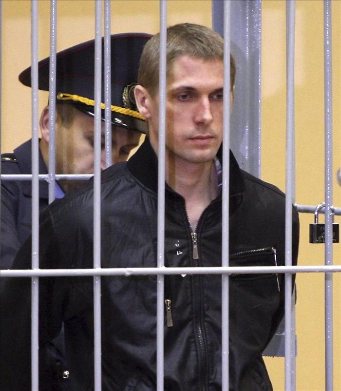 Bielorrusia confirma que ha ejecutado a los dos terroristas del metro de Minsk