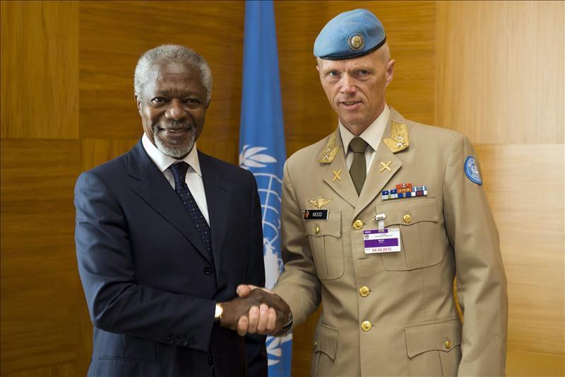 Rusia pide a la ONU que apruebe urgente envío de misión observadores a Siria