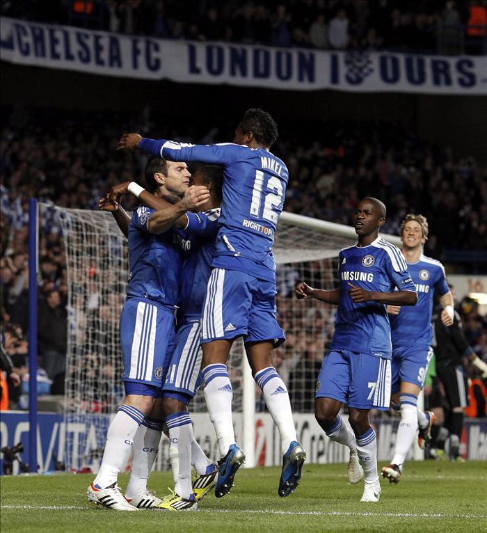El Chelsea ya espera revancha con el Barça