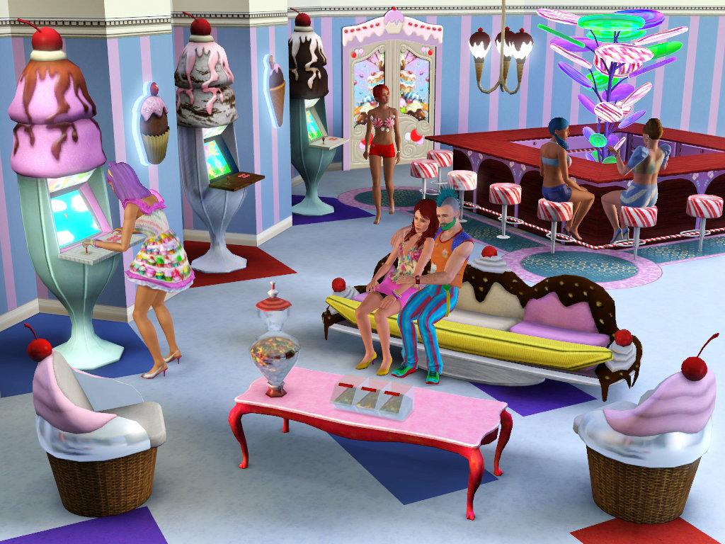 EA anuncia los primeros detalles de Los Sims 3: Katy Perry Dulce Tentación