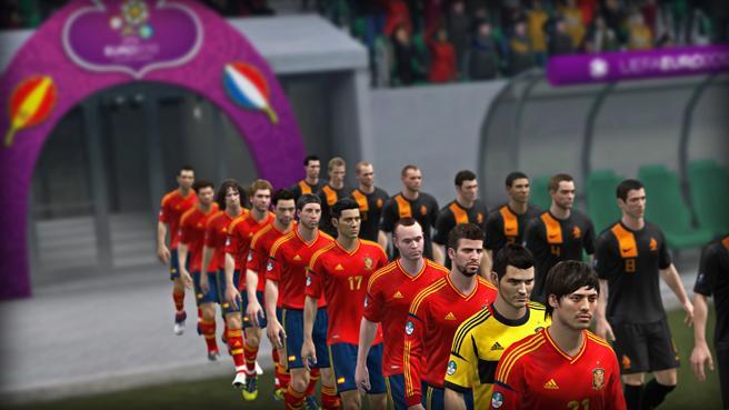 EA publica el tráiler comercial del pack UEFA EURO 2012