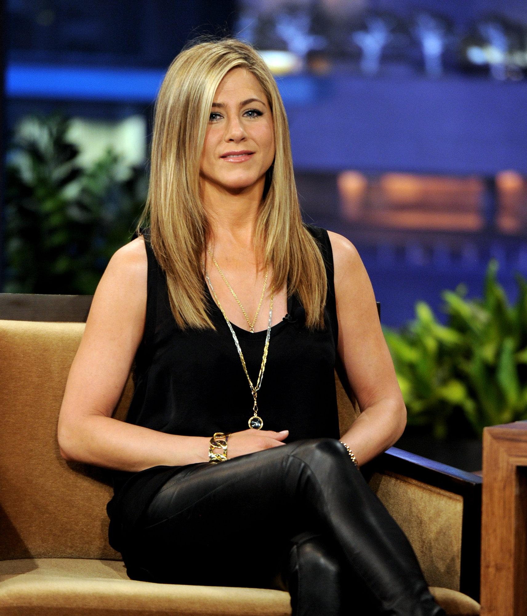 Jennifer Aniston se olvida de Brad Pitt y habla alto y claro sobre el amor