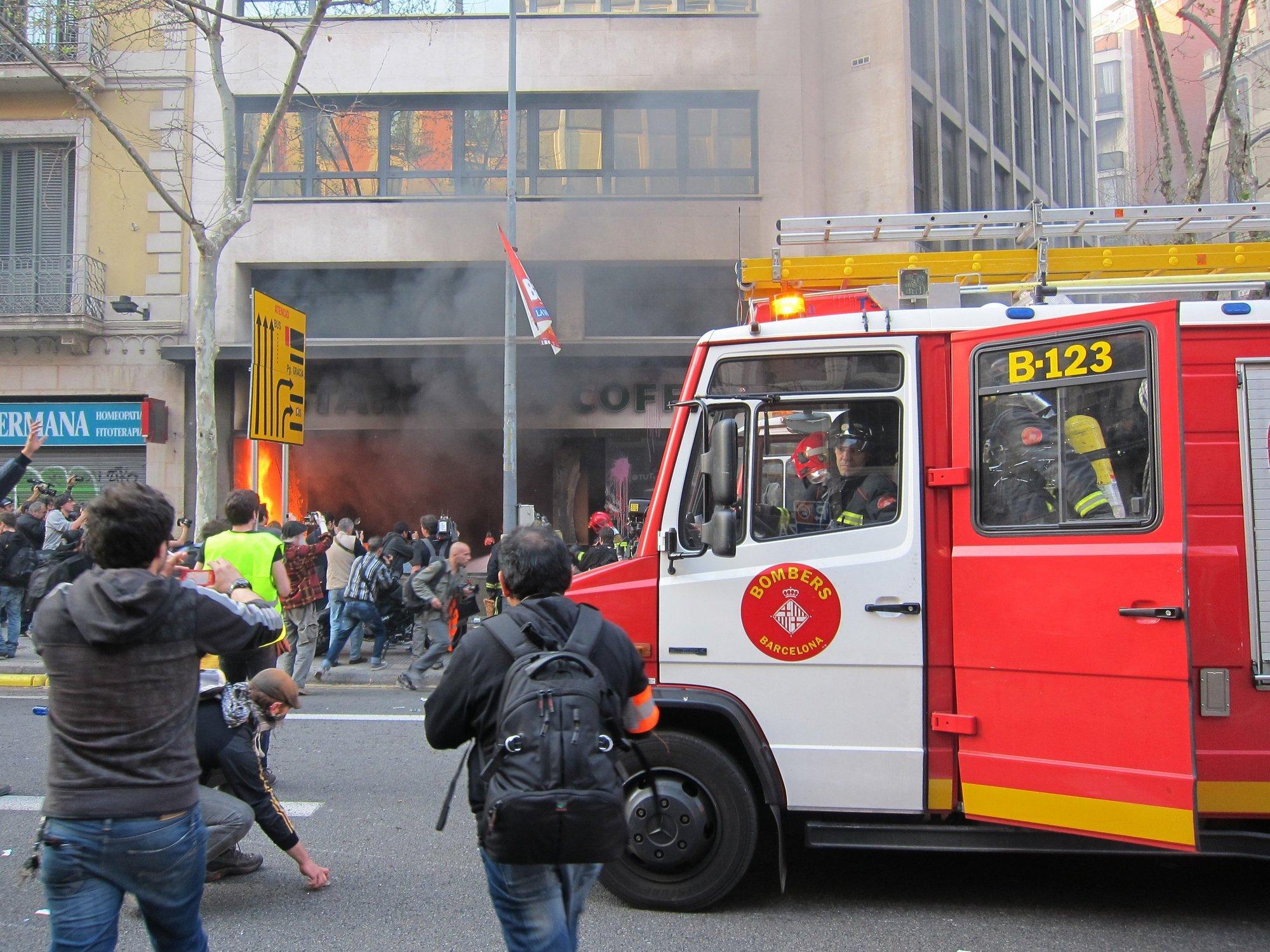 La Junta de Seguridad de Barcelona sobre vandalismo se celebrará el 16 de abril