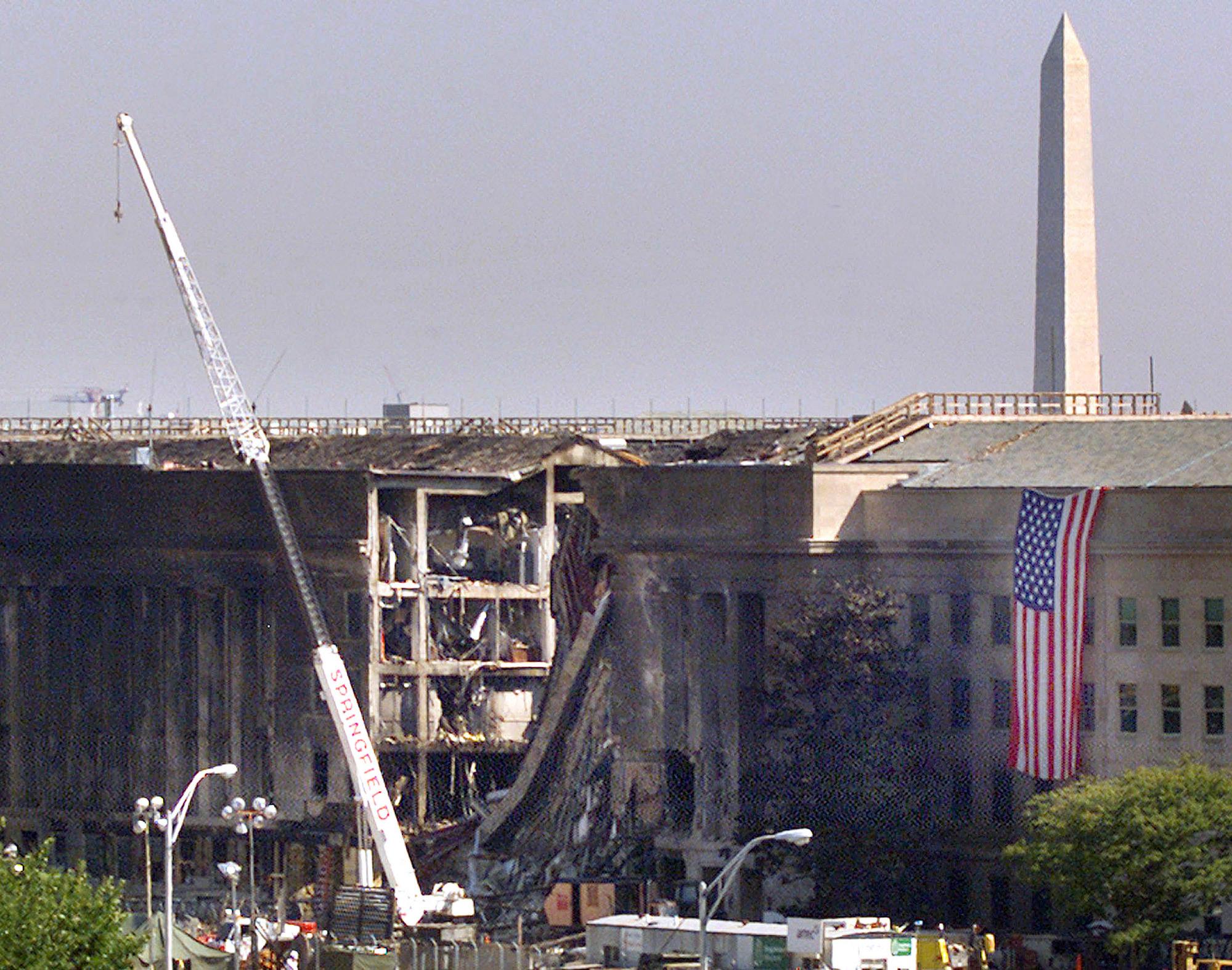 El Pentágono pide pena de muerte para los presuntos responsables del 11-S