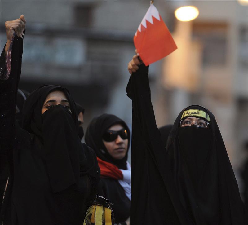 Las protestas en apoyo al activista en huelga de hambre derivan en choques en Baréin