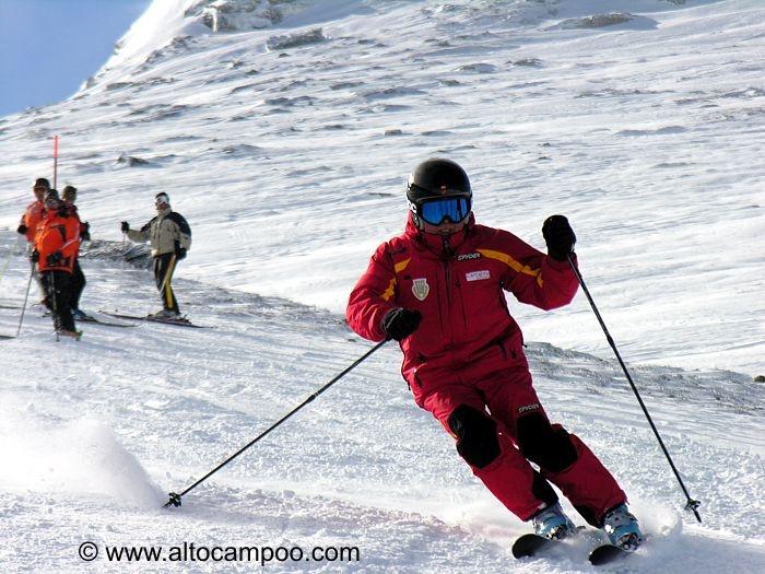 La estación cántabra de Alto Campoo cuenta con el 74% de sus pistas abiertas y un área esquiable de 20,1 kilómetros